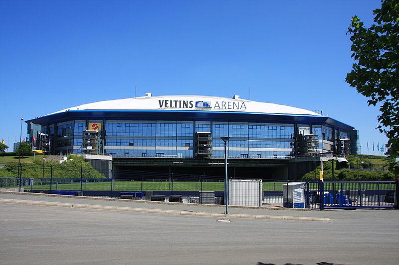 Veltins Arena auf Schalke
